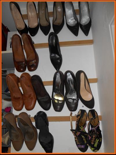 meuble chaussures talons les petits carnets d 39 ella. Black Bedroom Furniture Sets. Home Design Ideas