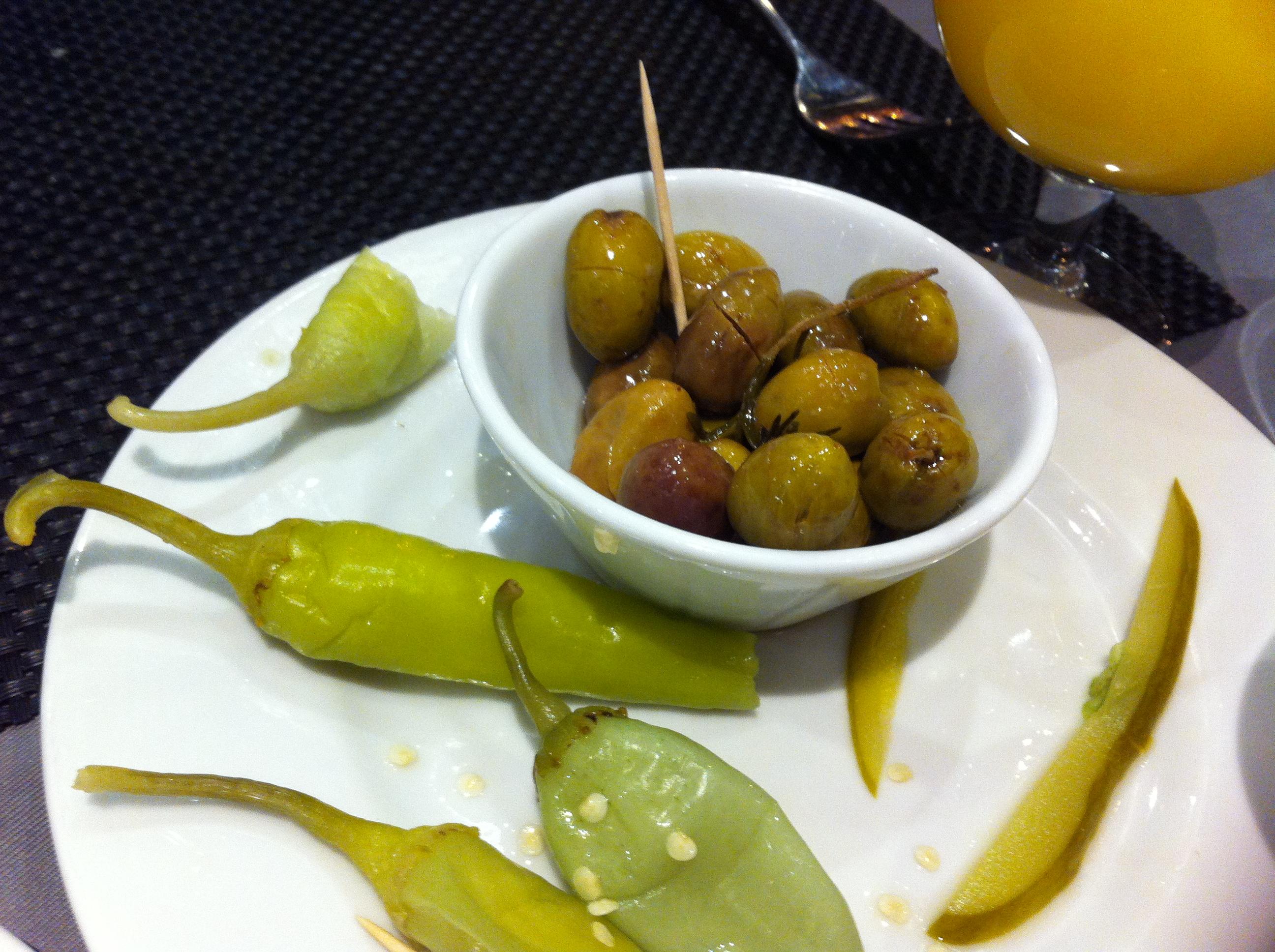 Ma grande passion pour la cuisine libanaise les petits - Cuisine libanaise aubergine ...