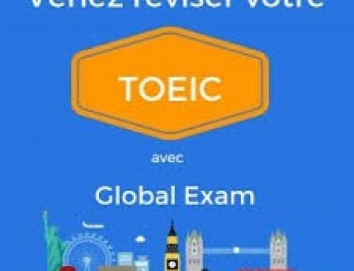 «J'ai testé pour vous» le TOEFL sur GlobalExam