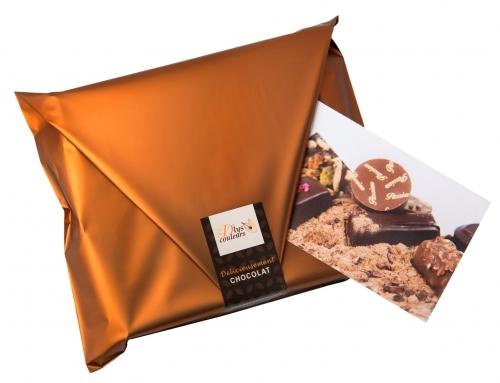 Venez découvrir D'Lys Couleurs .. Délicieusement chocolat !