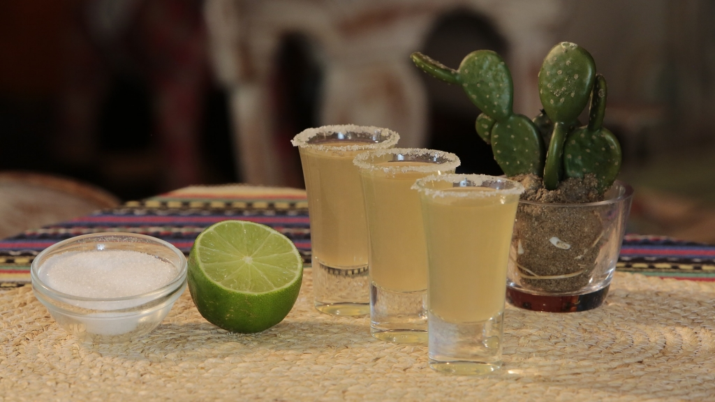 apéritif mexicain