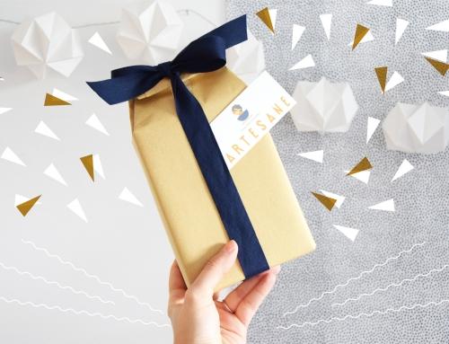 Pas d'idée cadeau ! Offrez un cadeau sur Artesane, cours en ligne pour apprendre à créer
