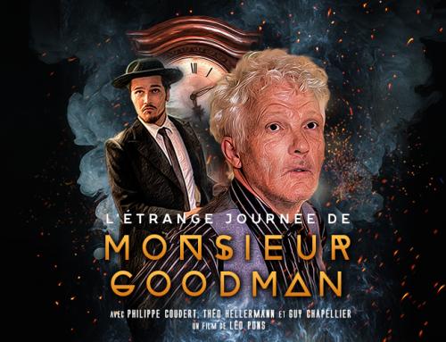 """Quelques mots sur  """"L'étrange Journée de Mr Goodman"""" par Léo Pons"""