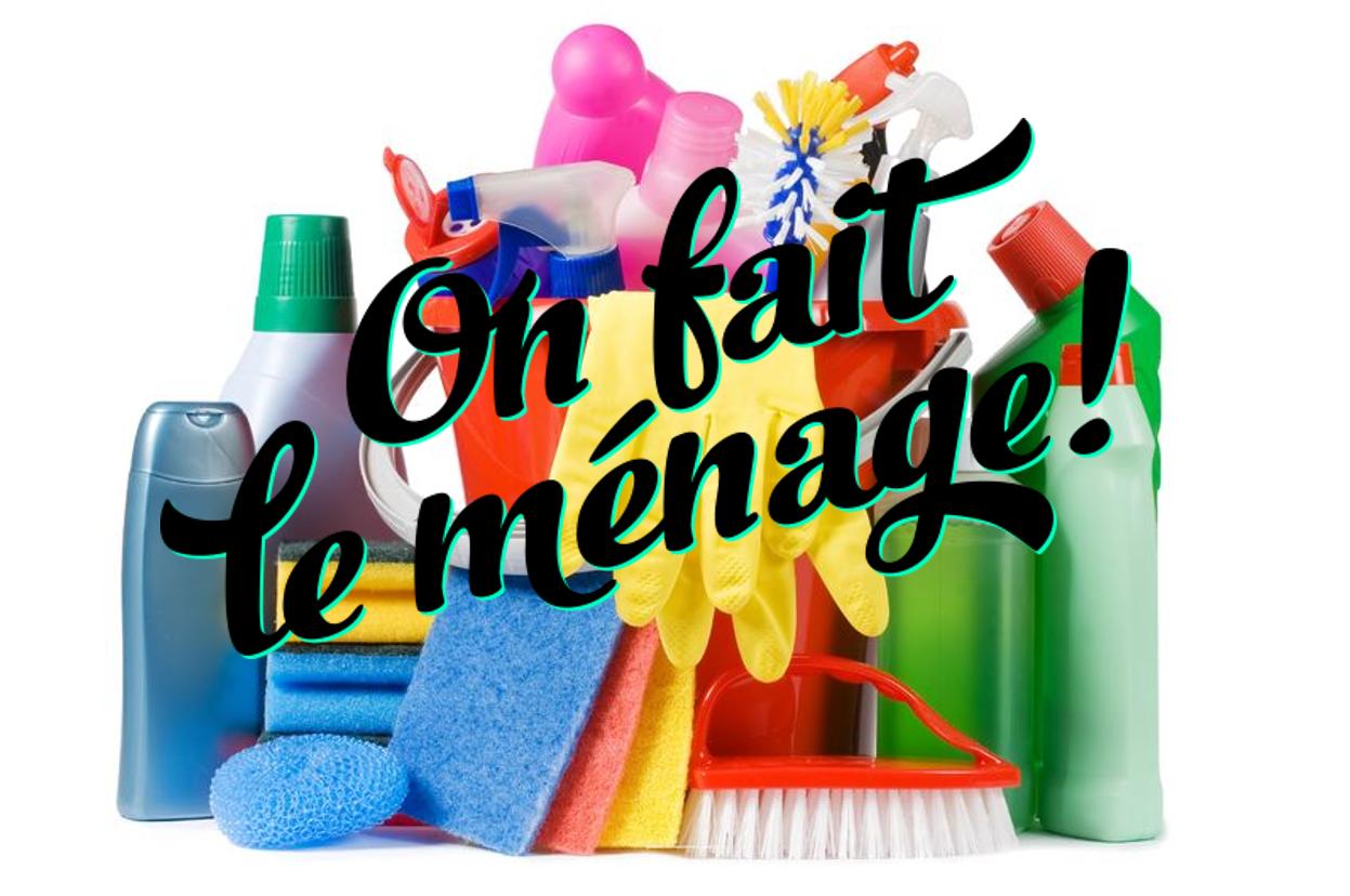Ma Routine Ménage | Les Petits Carnets D'ELLA
