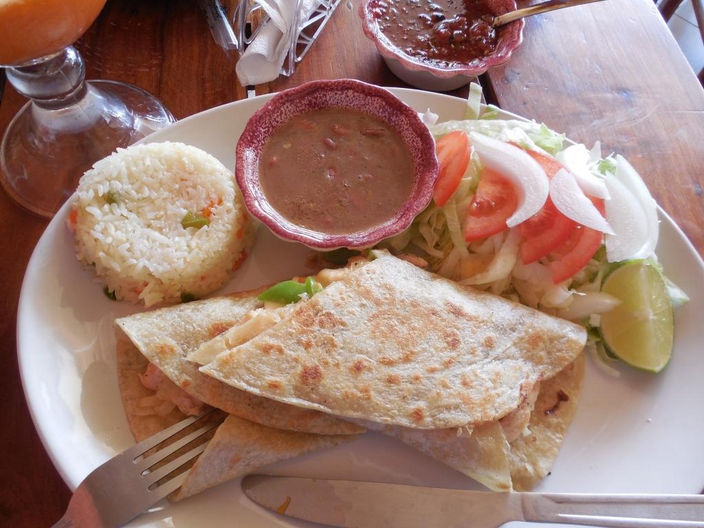 plat mexicain
