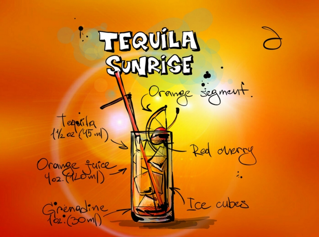 Tequila mexicaine