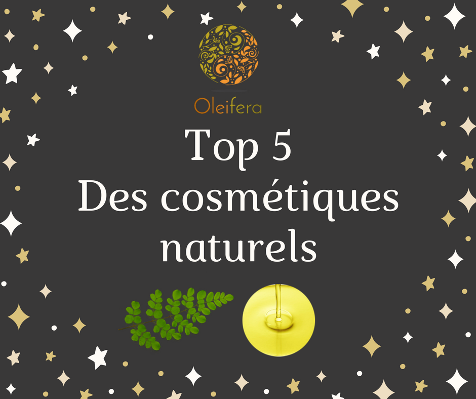 Top 5 des produits naturels chez OLEIFERA