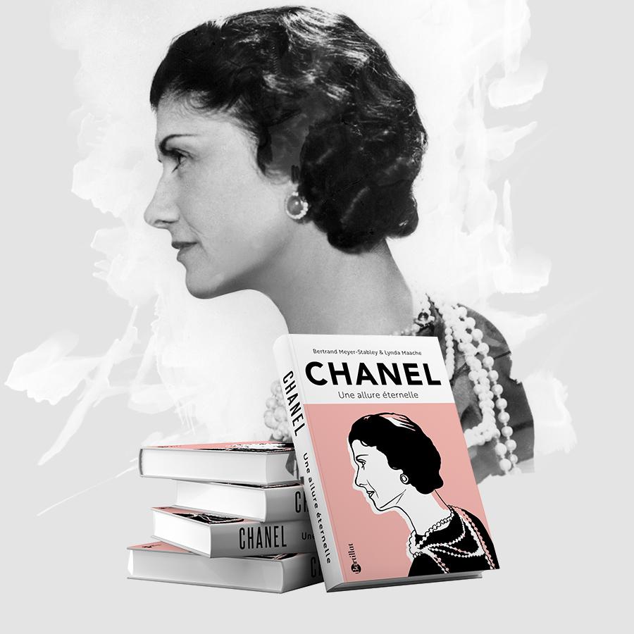Sortie D Un Nouveau Livre Sur Coco Chanel Les Petits