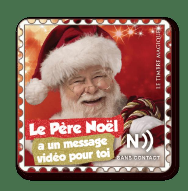 Le timbre magique interactif les petits carnets d 39 ella - Pere noel interactif ...